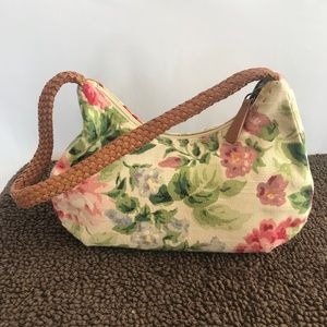 Fossil Authentic Floral Purse/Bag